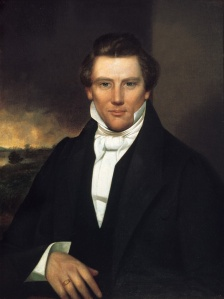 Joseph Smith: founder of the Church of Jesus Christ and Latter Day Saints
