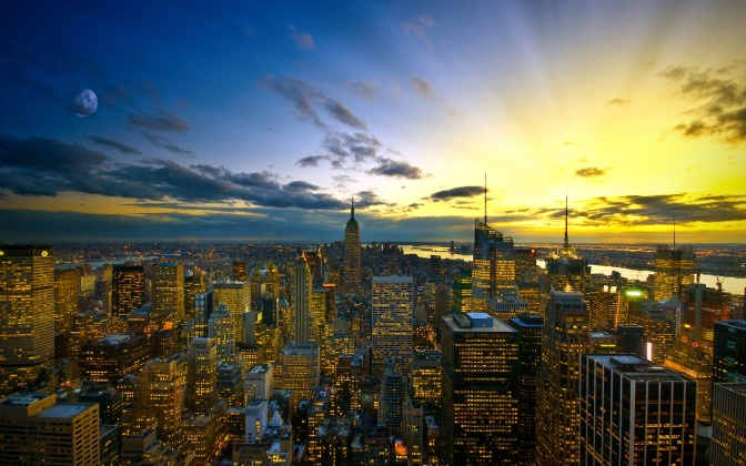 My New Life in New York City