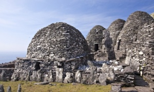 Ancient hermitages on Skellig Michael