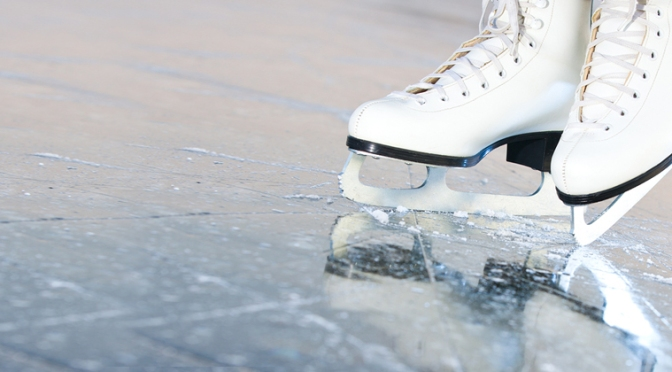"""Angel on Ice"": The Amazing Testimony of a Figure-Skating Mom"