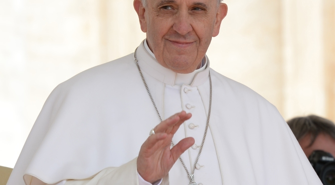 Figuring out Pope Francis: Three Points to Keep in Mind