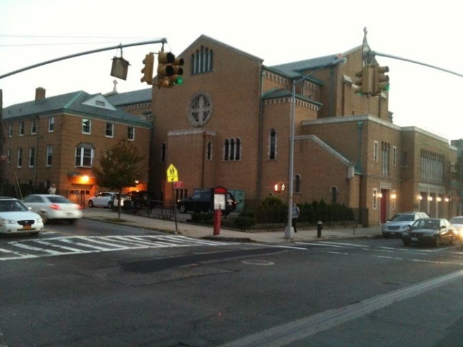 "St. Benedict's in the Bronx: My ""Urban Monastery"""