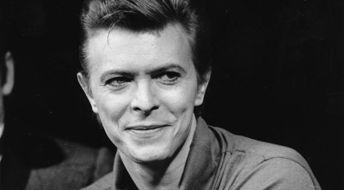 David Bowie, Shakespeare, Death, and Hope