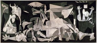 """Guernica,"" Pablo Picasso"