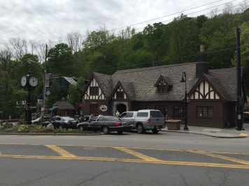 The Brewster Train Station -