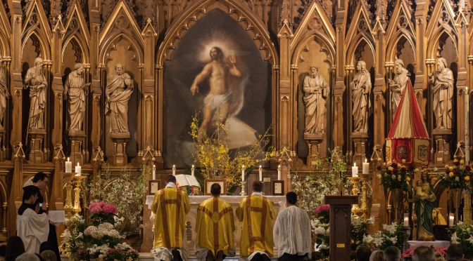 Finding Peace in the Liturgy