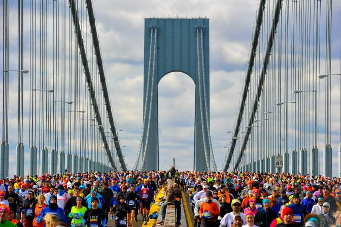 Help Me Run the New York City Marathon and Clothe Needy New Yorkers